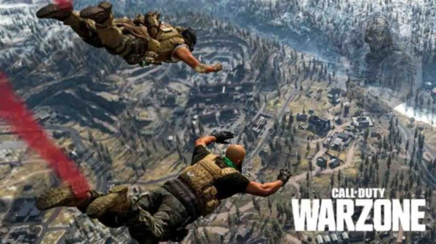 Call Of Duty Warzone Free PC Game Download