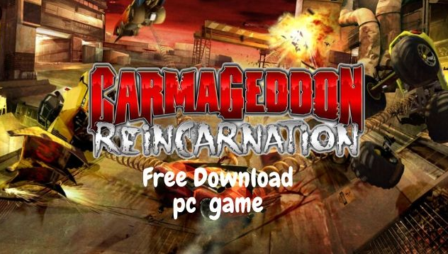 Carmageddon Reincarnation Game Free Download