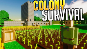 Colony Survival PC Game Download Free !!