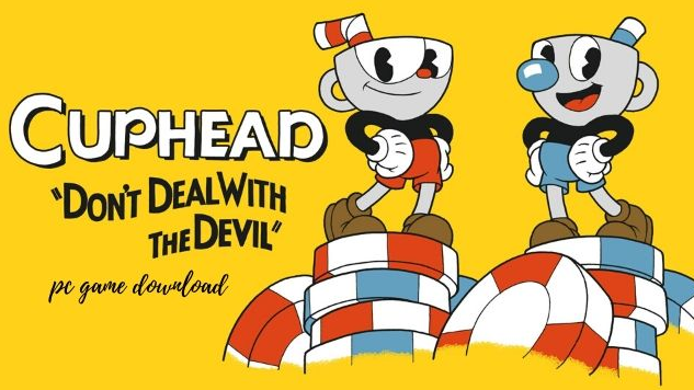 Cuphead Game free download PC