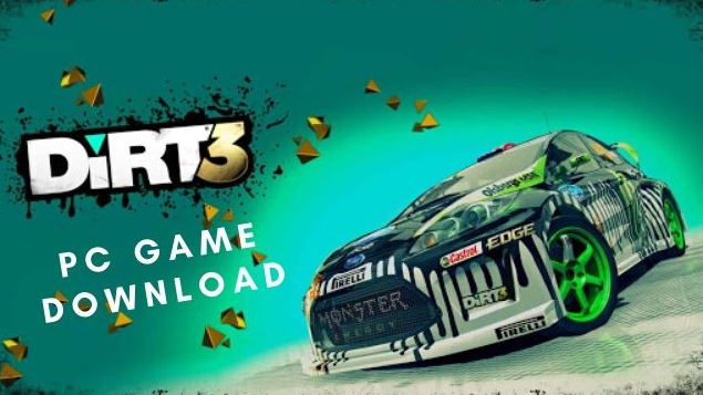 DiRT 3 Game Download free for PC