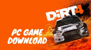 DiRT 4 Game Free Download for PC