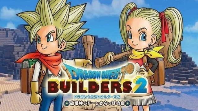 Dragon Quest Builders 2 Game Download Free