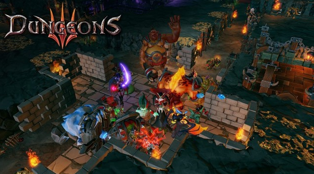 Dungeons 3 Game Download For PC Free