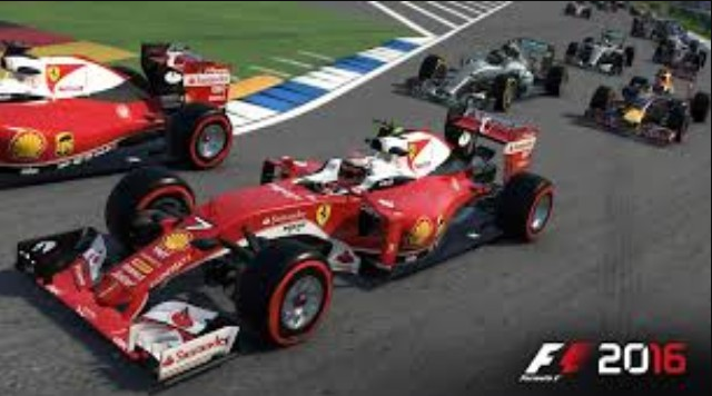 F1 2016 Game Download Free For PC!!