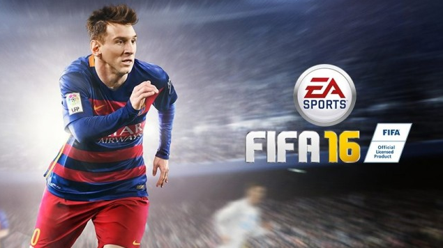 FIFA 16 Download Full Free Game
