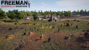 Freeman Guerrilla Warfare Game Download Free For PC !!