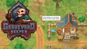 Graveyard Keeper Game Download For PC