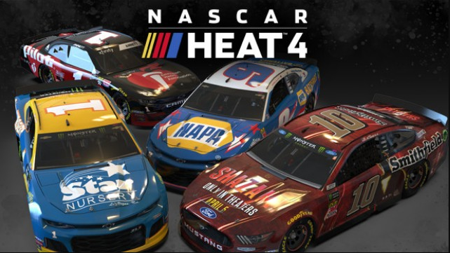 NASCAR Heat 4 Game Free Download