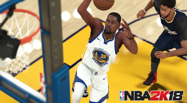 NBA 2K18 Game Download For PC Free