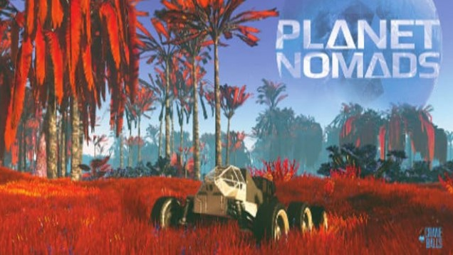 Planet Nomads Game Download For PC