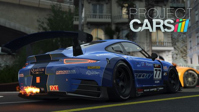 Project Cars Game Download Free For PC !!