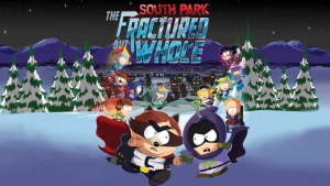 South Park The Fractured But Whole Game Download Free!