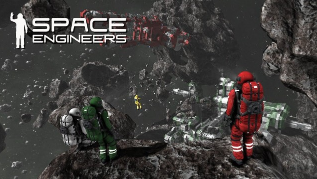Space Engineers Game Download For PC Free