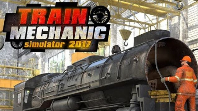 Train Mechanic Simulator 2017 Game Download