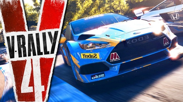 V-Rally 4 Game Download Free