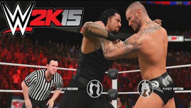 WWE 2K15 Game Download Free For PC
