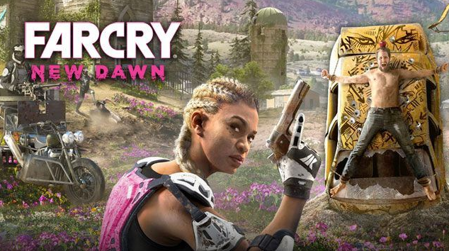 Far Cry New Dawn Game Download For PC