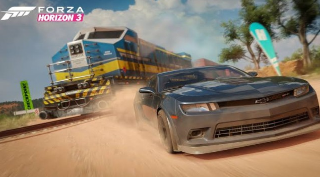 Forza Horizon 3 Game Download Free For PC