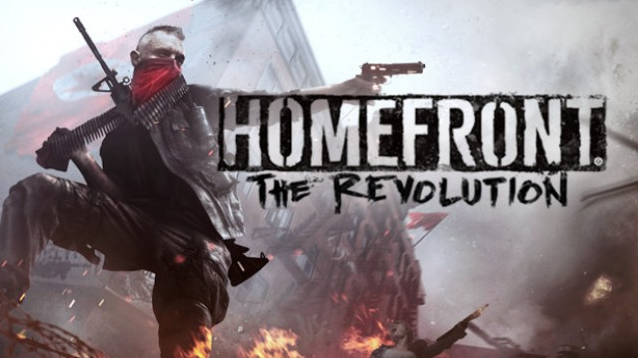 Homefront The Revolution Game Free Download