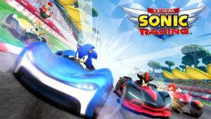 Team Sonic Racing game Download For PC