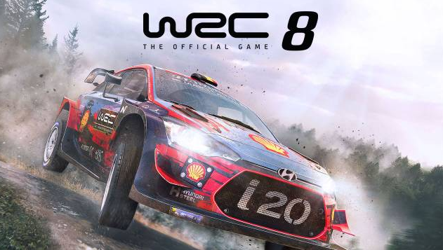 WRC (World Rally Championship) 8 Game Download For PC