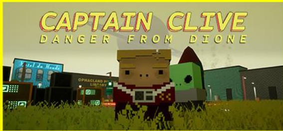 Captain Clive Danger From Dione Free Download