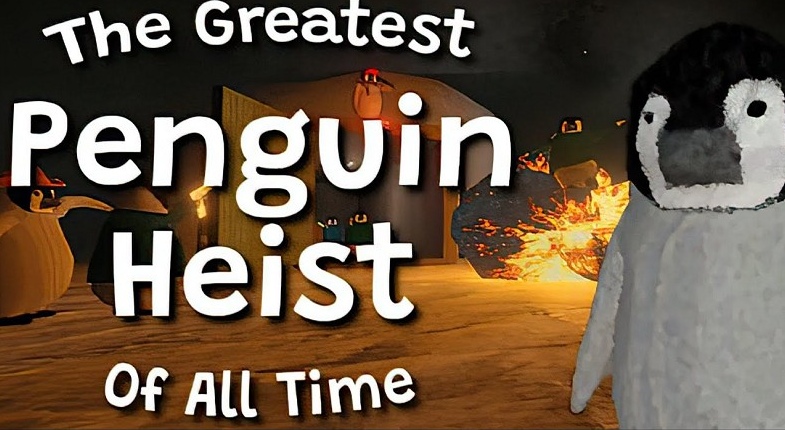 The Greatest Penguin Heist of All Time Free Download